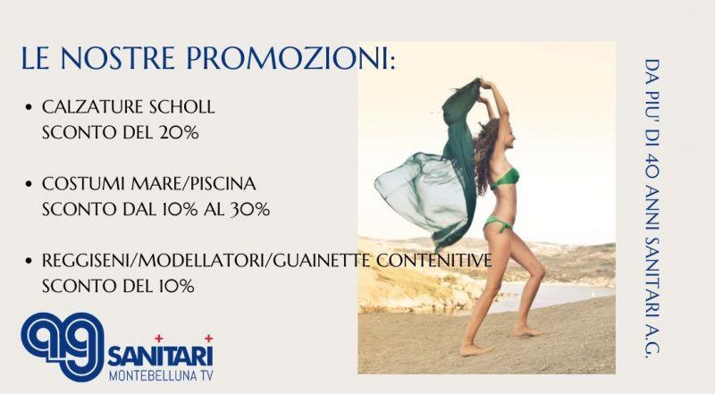 Occasione costumi da bagno scontati a Treviso - CALZATURE SCHOLL SCONTO 20% REGGISENI/MODELLATORI/GUAINETTE CONTENITIVE scontati a Treviso