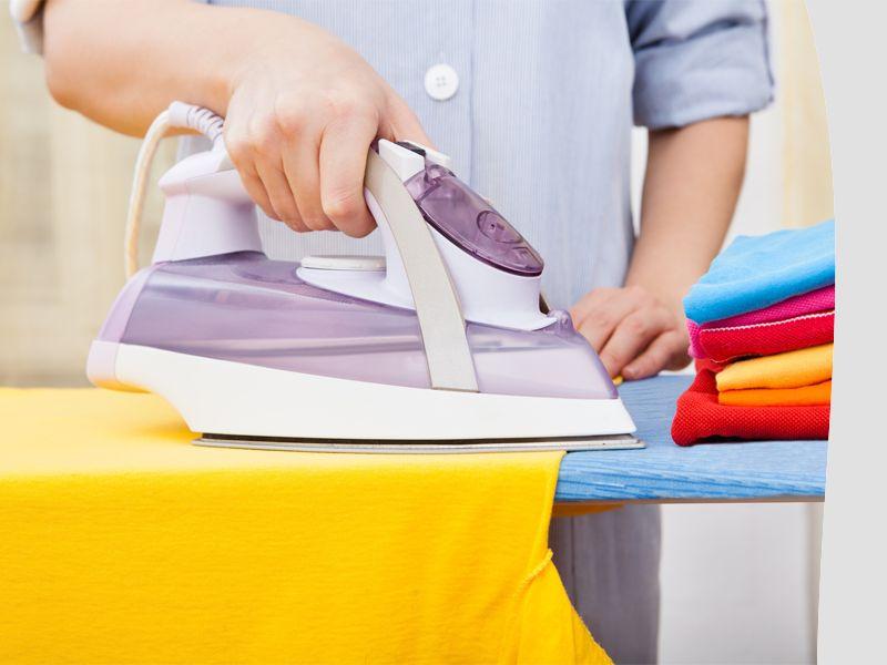 promozione stiratura rende offerta capi dabbigliamento rende la lavandaia