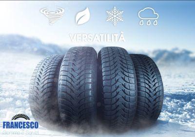offerta cambio gomme occasione pneumatici invernali francesco gomme e servizi