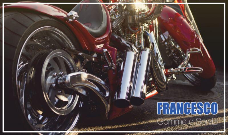francesco gomme offerta assistenza moto - occasione pneumatici scooter pesaro urbino