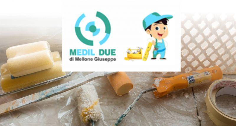 offerta ristrutturazioni e tinteggiature a Napoli - Occasione impianti Idraulici