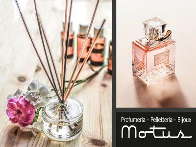 offerta profumi promozione essenze per la casa deodoranti ambienti profumeria motus
