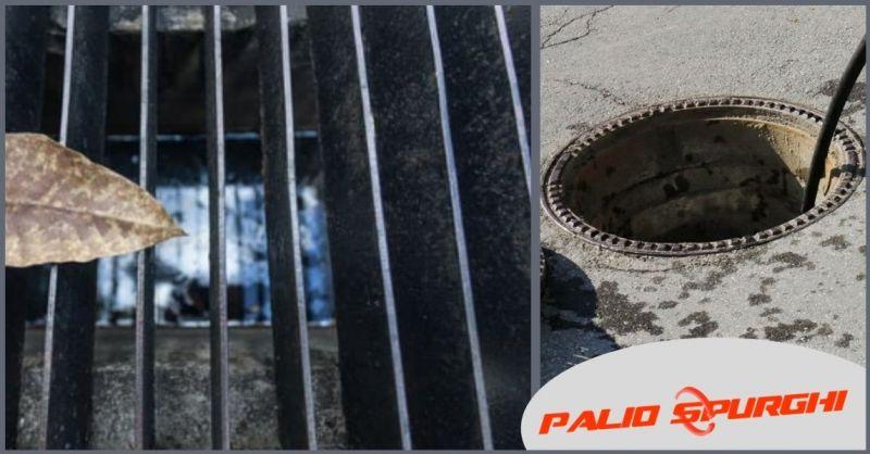 promozione interventi di disostruzione e stasatura reti fognarie a Siena - PALIO SPURGHI