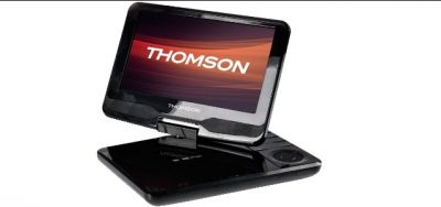 dvd player portatile con lcd 9 thomson