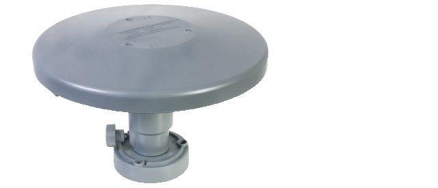antenna amplificata tv dvb t omnidirezionale per nautica camper pullman