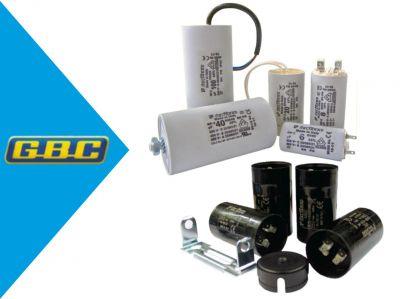 condensatori monofase per lavviamento e marcia motori