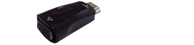 MICRO CONVERTITORE HDMI / VGA CON AUDIO