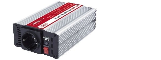 INVERTER SOFT START 12VCC 600W USB