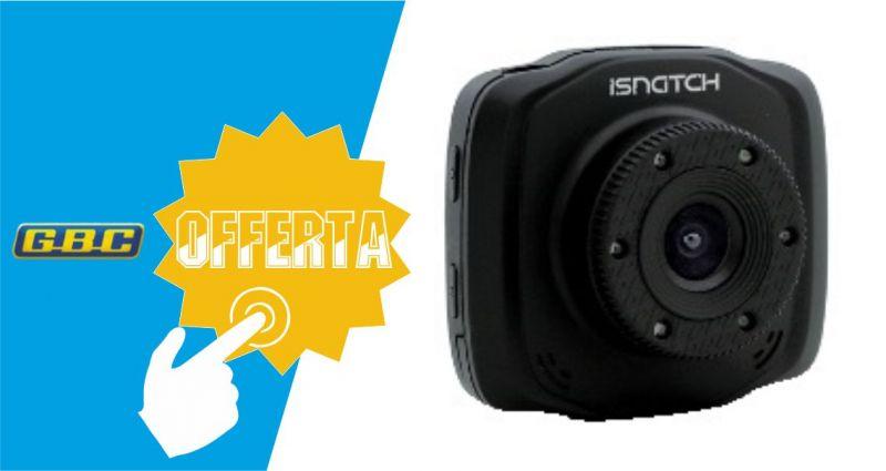 GBC ELETTRONICA - offerta  telecamera hd da auto