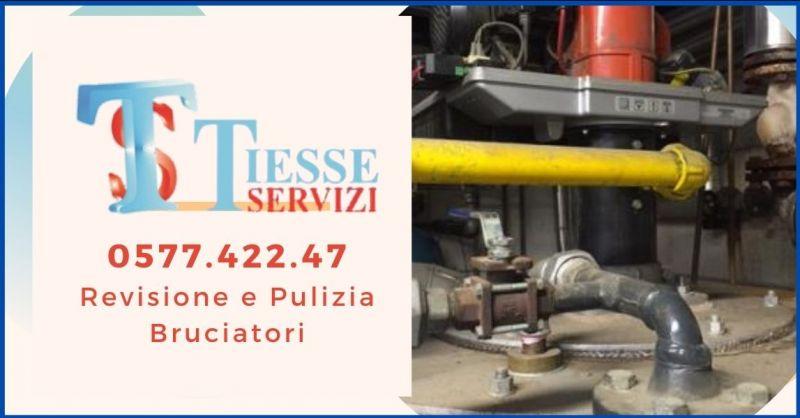 TIESSE SERVIZI - offerta revisione e manutenzione bruciatore gas