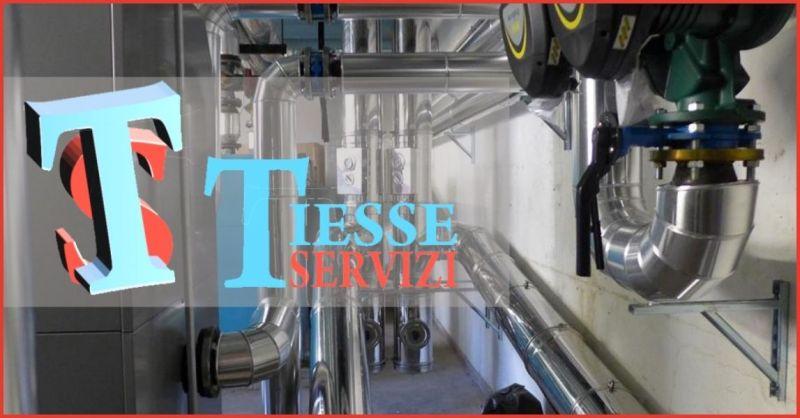 occasione assistenza e manutenzione impianti termici Siena - TIESSE SERVIZI