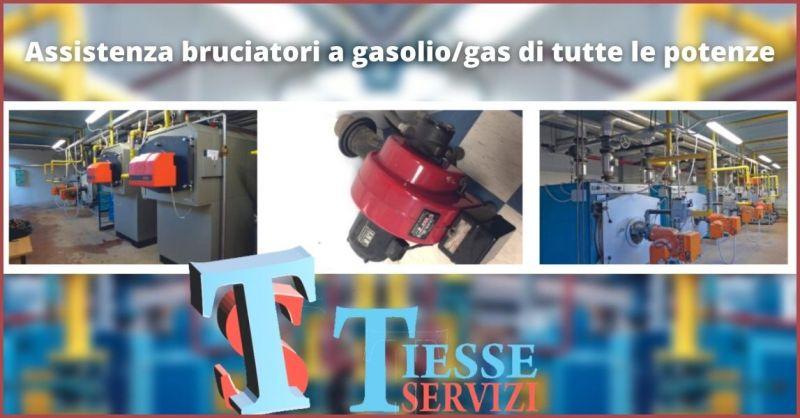 occasione assistenza bruciatori gas gasolio civili e industriali - TIESSE SERVIZI