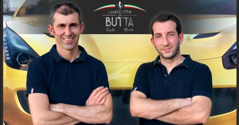Offerta sevizio di car detailing Carrozzeria F.lli Butta Bergamo