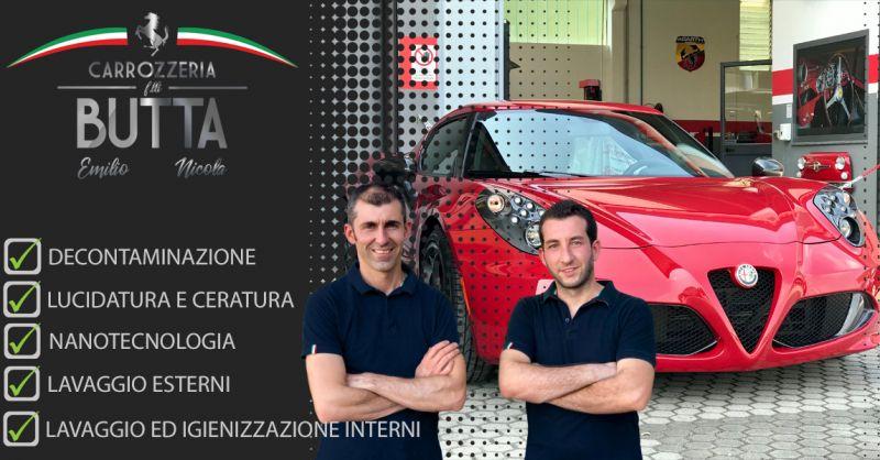 Offerta Specialisti in Car Detailing Bergamo - Occasione Carrozzeria Specializzata in car detailing