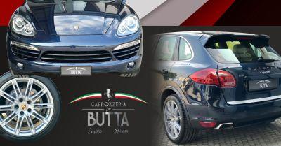offerta carrozzeria specializzata detailing bergamo occasione car detailing porche bergamo