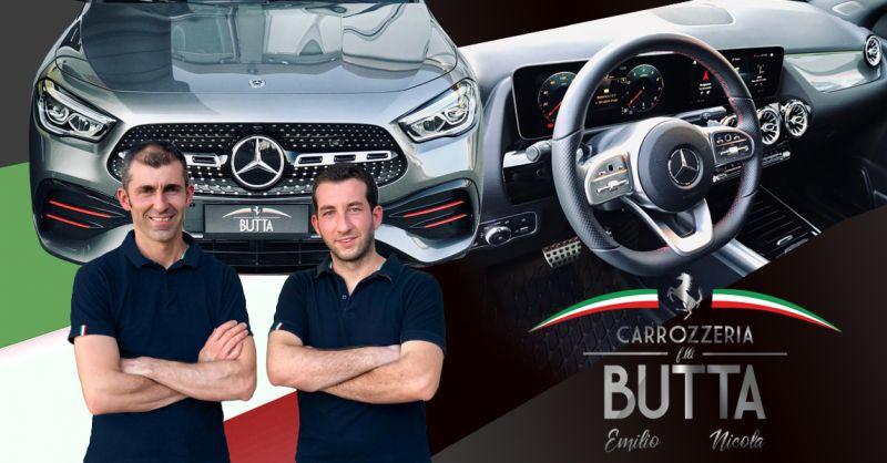 Carrozzeria F.lli Butta - Offerta Lavaggio e igienizzazione interni Auto Palassago Bergamo