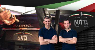 carrozzeria fratelli butta offerta centro levabolli specializzato bergamo