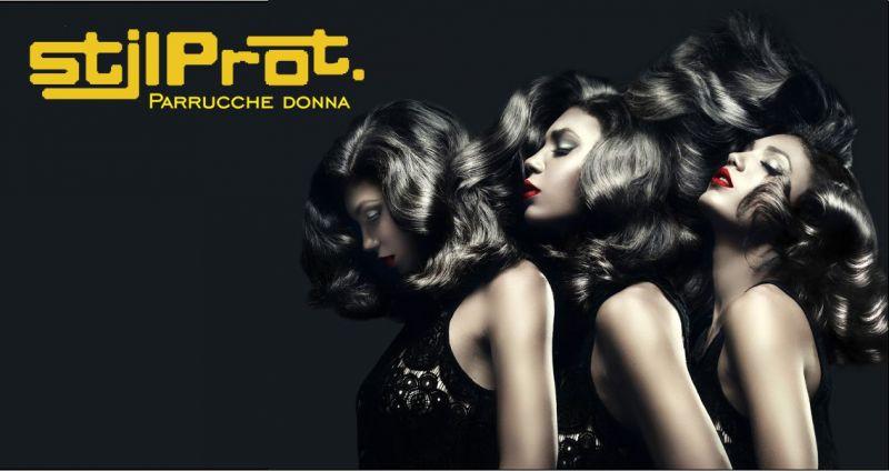 STILPROT  - offerta parrucche donna su misura capelli veri o sintetici