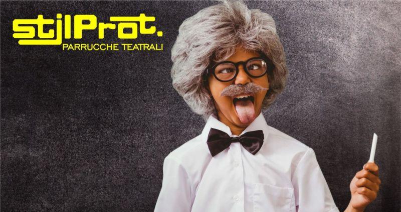 STILPROT - offerta parrucche realistiche professionali spettacoli teatrali