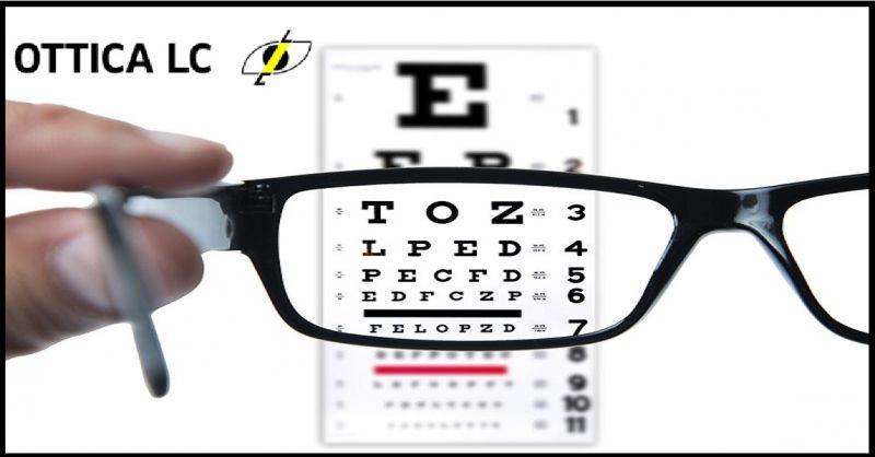 offerta vendita occhiali da vista lenti a contatto - occasione riparazione occhiali lenti