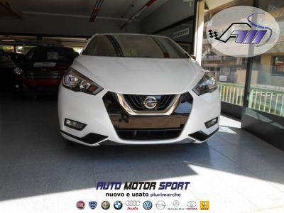 occasione nuova nissan micra connecta auto motor sport