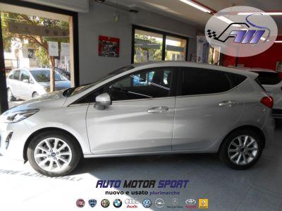 occasione nuova ford fiesta offerta auto ford auto motor sport