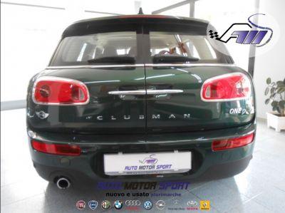 occasione vendita mini 1 5 one d boost clubman 116 cv cambio automatico auto motor sport