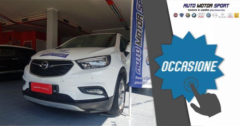 AUTO MOTOR SPORT - occasione Opel Mokka X 1.6 ECOTEC 110 CV