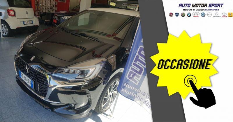 AUTO MOTOR SPORT - occasione Citroen DS 3 1.6 100 cv allestimento sport chic