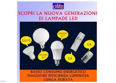 promozione lampadine led lecce offerta led lecce lampade led basso consumo led