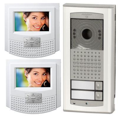 videocitofono kit videocitofono monofamiliare videocitofono villa farfisa videocitofono