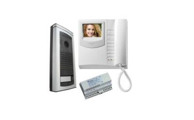 videocitofono monofamiliare kit videocitofono videocitofono famigliare farfisa