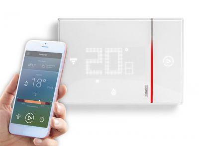 termostato casa cronotermostato controllo temperatura casa smart termostato wifi