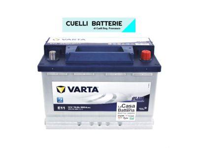 promozioni batterie auto offerta varta 74 ha cuelli batterie brescia