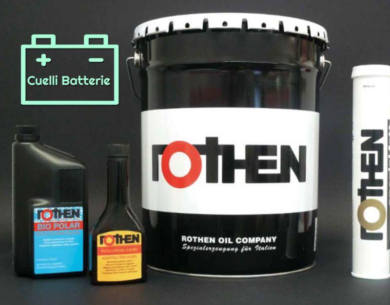CUELLI BATTERIE offerta olio motore - promozione lubrificante auto rothen eni castrol mobil