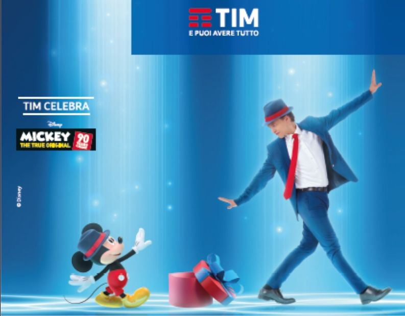 TIM OFFERTA INTERNET - PROMOZIONE TIMVISION