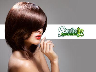 offerta colore promozione piega studiotre parrucchieri