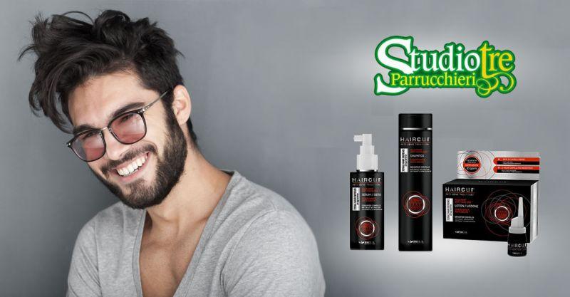 offerta trattamento per la caduta dei capelli - promozione siero anticaduta e shampoo