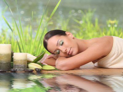offerta massaggi linfodrenanti promozione massaggio donna angoli di cielo