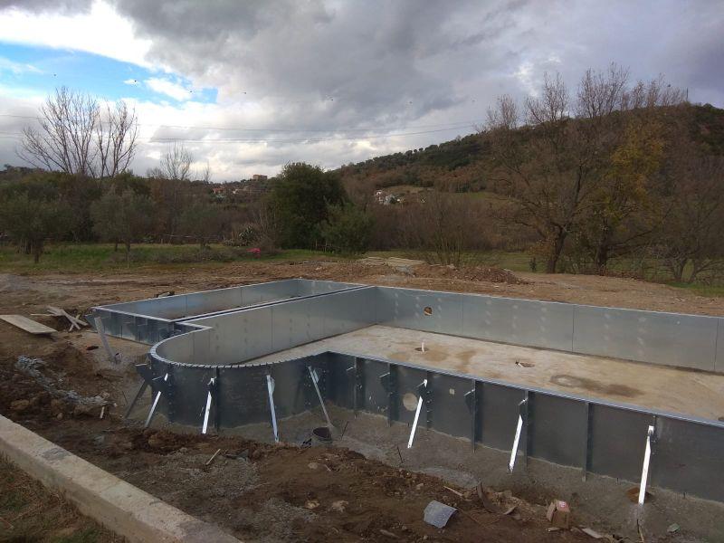offerta realizzazione Piscine cosenza - promo istallazione piscina interno esterno cosenza