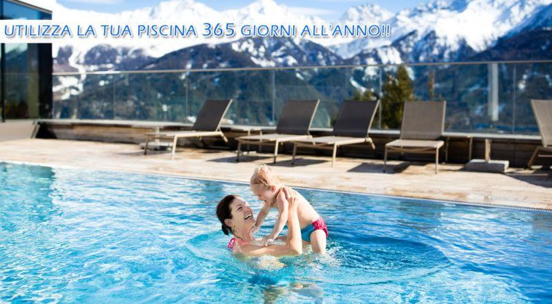 Offerta piscina pompe di calore Montalto Uffugo – Promozione piscina installazione fari multicolor Cosenza