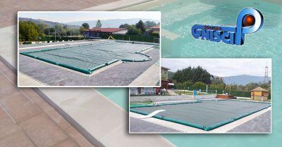 promozione servizio di copertura invernale la piscina cosenza offerta di copertura invernale con telo per piscina montalto uffugo