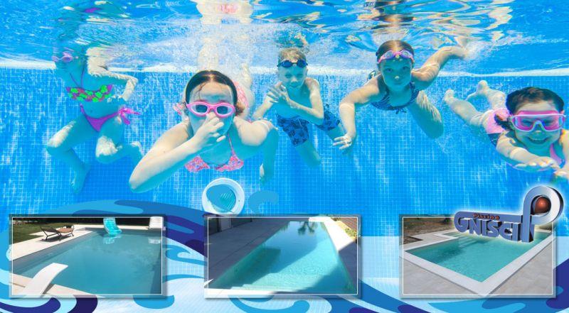 Offerta piscina costruzione autunno - promozione progettazione e costruzione piscina