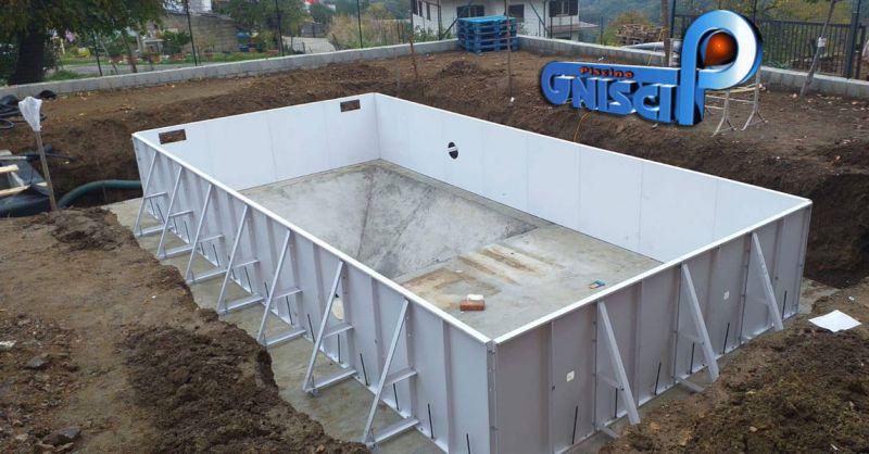 Piscine Gnisci – Offerta nuova tipologia di pannelli piscina - promozione pannelli per piscina con garanzia
