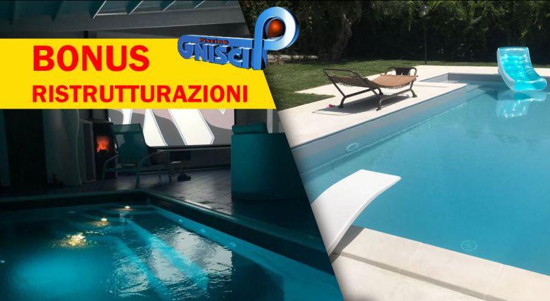Offerte Bonus Ristrutturazione Piscina 2021 reggio calabria - Promozione ristrutturazione piscina detrazione fiscale reggio calabria