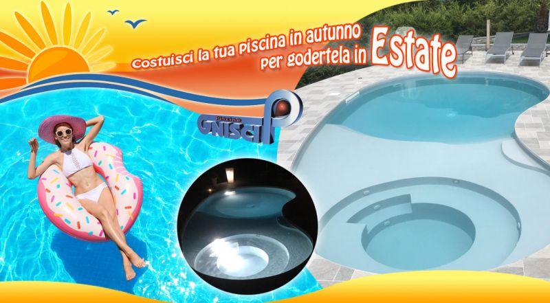 Offerta costruzione piscina in autunno cosenza - occasione costruzione piscina in autunno reggio calabria