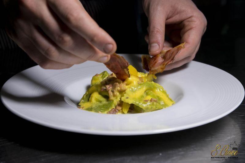 S.CROCE RISTORANTE PIZZERIA - offerta ristorante storiico civitella del tronto