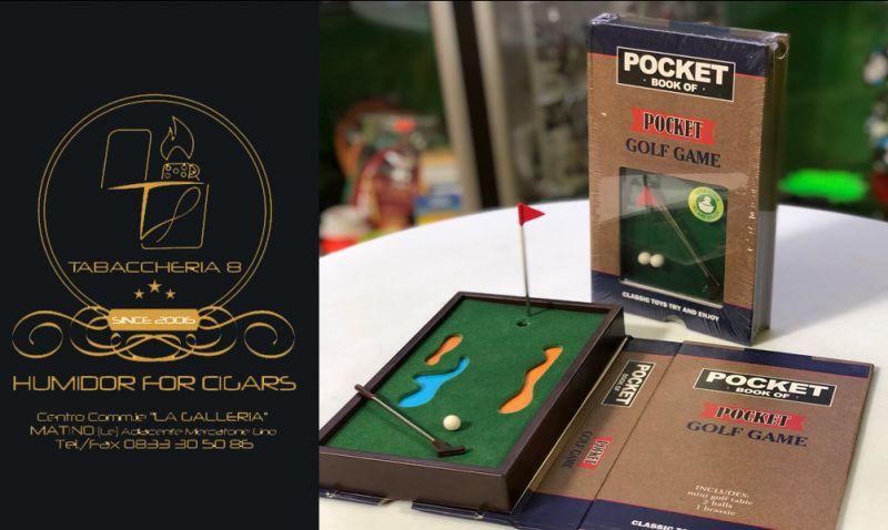 Offerta regali giochi da tavolo book pocket matino - promozione tabaccheria mini giochi lecce
