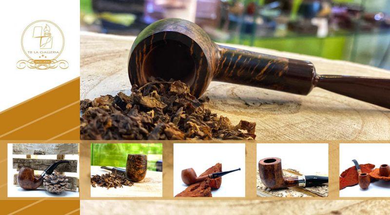 Offerta pipe artigianali in legno Lecce - occasione pipe in legno migliori marche Lecce