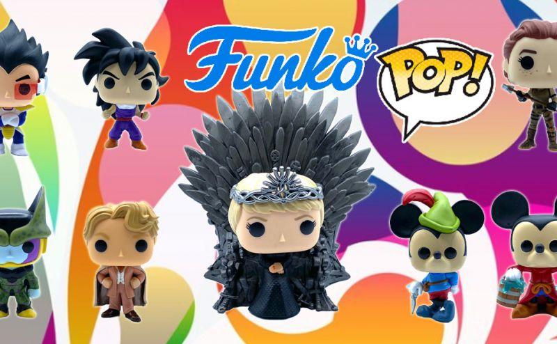 Occasione novità personaggi funko pop matino - promozione oggetti funko pop da collezionare matino lecce